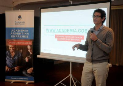 """""""Mar del Plata es emprendedora como pocas ciudades en el país"""""""