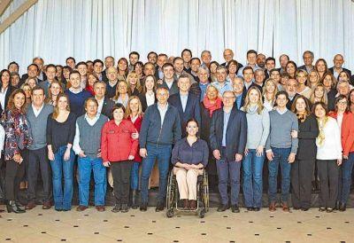 Cambiemos reunió a su tropa para unificar discurso y estrategia electoral