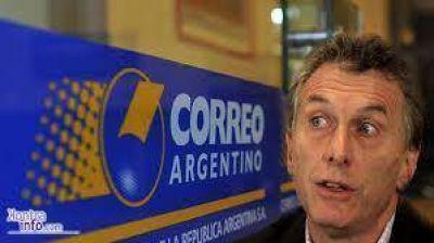 Piden investigar otra deuda condonada del Correo Argentino