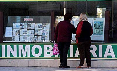 Con ayuda de los créditos hipotecarios se reactiva el mercado inmobiliario local