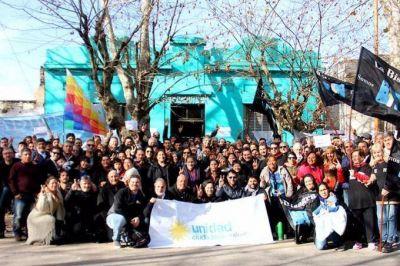 Sectores del kirchnerismo quilmeño se resisten a ser excluidos y hacen una demostración de poder