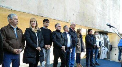 En el homenaje a Perón en San Vicente no hubo un día peronista: asistieron pocos dirigentes
