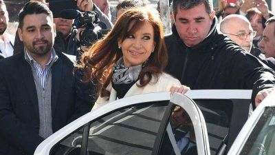 La Oficina Anticorrupción avaló el pedido del fiscal Marijuán para indagar a Cristina Kirchner