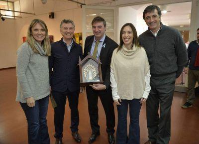 El gobierno local, afuera de la visita de Macri