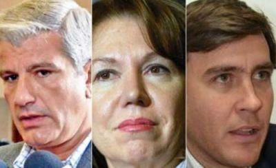 Para Escudero, el oficialismo favorece las precandidaturas de Posadas y Zottos