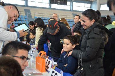 San Luis 3.0: en tres días, más de 4.000 personas recibieron su Tablet