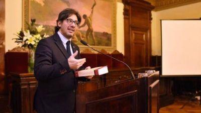 Garavano: Córdoba tiene una clara voluntad política de trabajar en la lucha contra la violencia familiar