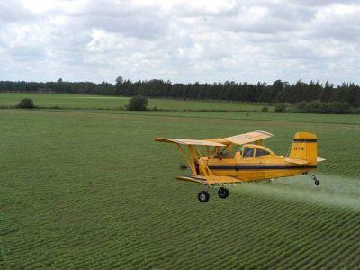 Un nuevo proyecto de ley que intenta ordenar las aplicaciones de agroquímicos