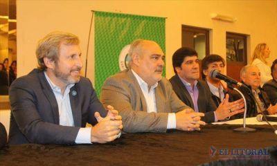 Frigerio volverá a Corrientes a respaldar a los precandidatos y a una misión oficial