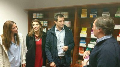 Intensa actividad del candidato a diputado Bali Bucca en Mar del Plata