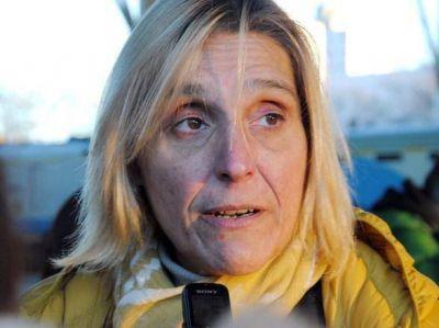"""Vilma Baragiola: """"Poco a poco se irán acortando las horas del viaje"""""""