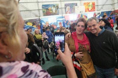"""""""Esta elección es un plebiscito: Si o No a Arroyo y su candidata Baragiola"""""""
