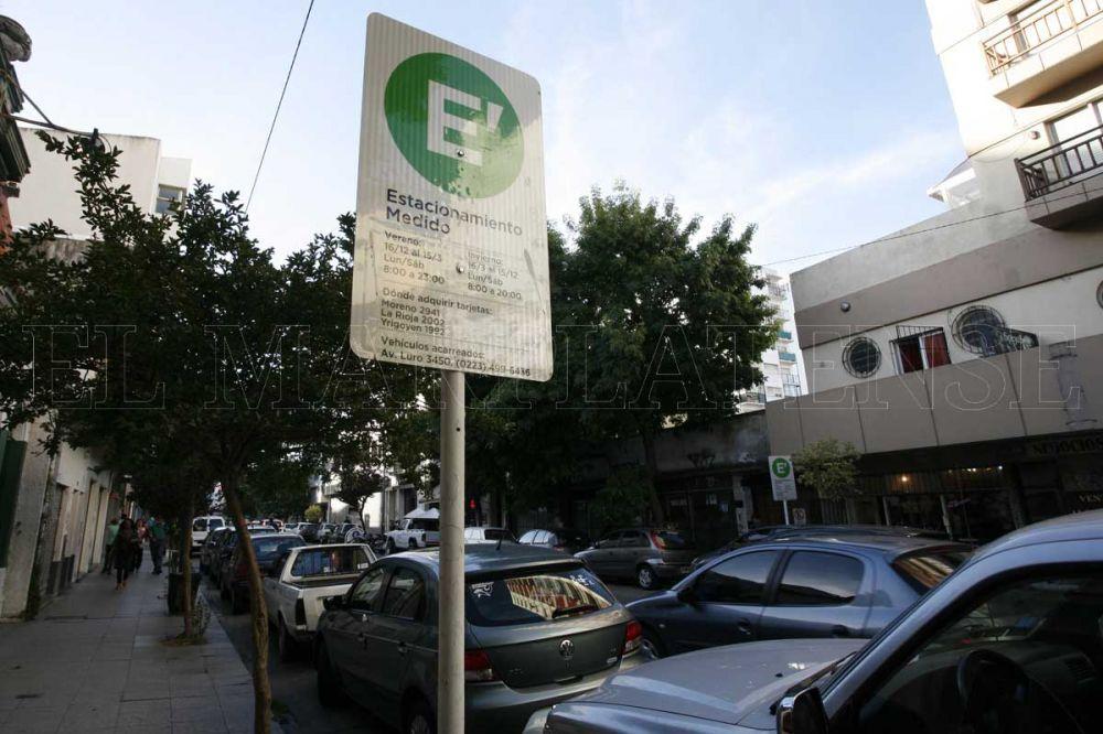 El Municipio busca ampliar la zona del Estacionamiento Medido