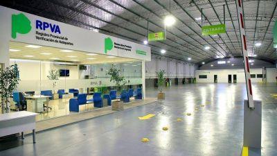 Las nuevas plantas verificadoras de vehículos arrancan en La Plata