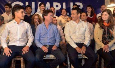 Guillermo Chaves y Martelli presentaron la lista de Randazzo en La Plata