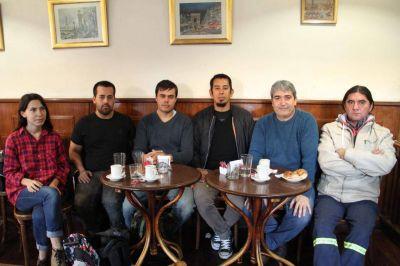 El Frente de Izquierda tendrá una nutrida representación sindical en las PASO