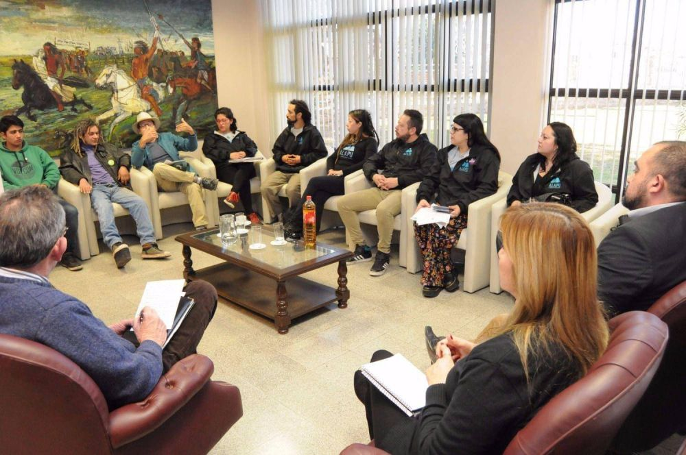 Buscan que San Luis tenga su propia ley de cannabis medicinal