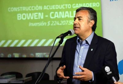 Gullé avaló baja de delitos que esbozó Cornejo