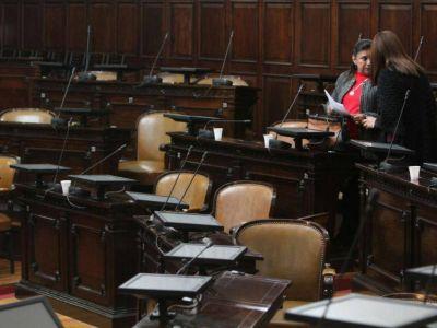 Inesperada rebelión de cuatro senadores contra Cornejo