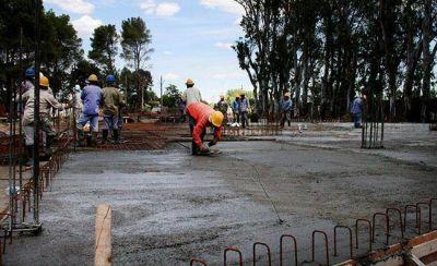 Cayó un 20% el consumo de cemento en La Pampa