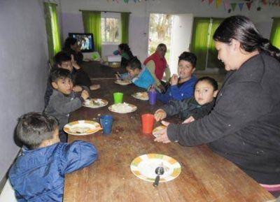 Margarita Barrientos planea otro comedor en Cañuelas