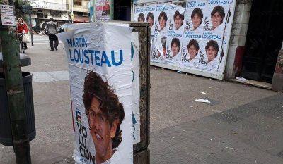 Lousteau: