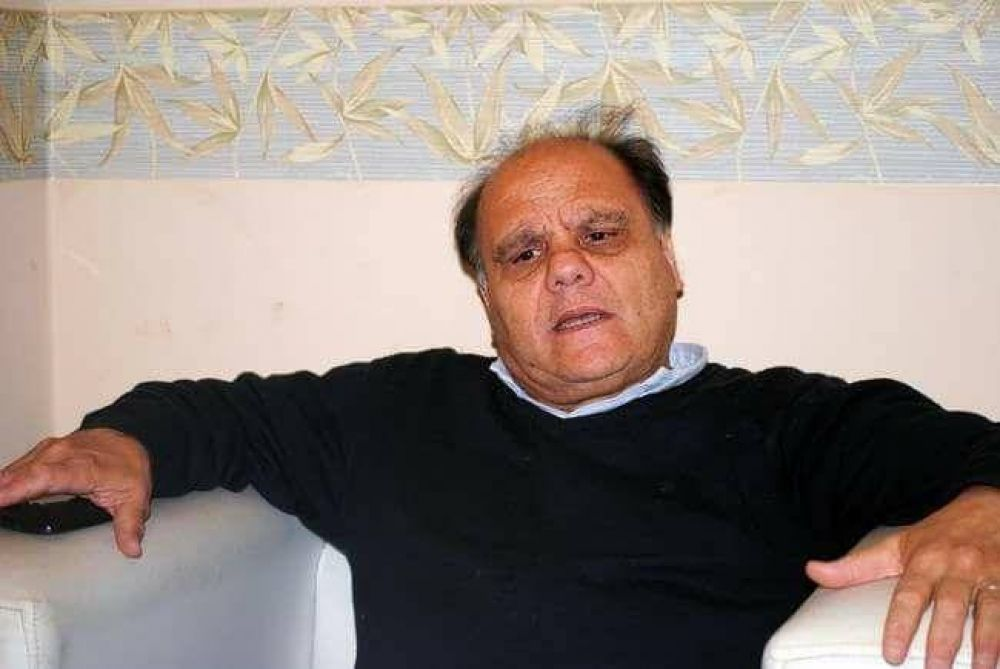 El vice del PJ denunció que una mano negra bajó su lista de Unidad Ciudadana