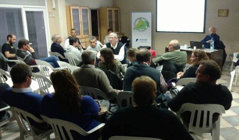 Nuevo encuentro para la reforma de la fruticultura
