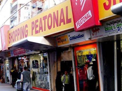 Las Saladitas de Mar del Plata: Piden se aplique la ley en el Shopping Peatonal