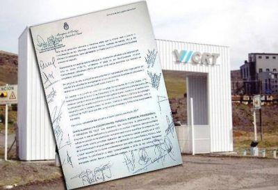 YCRT propuso mantener la continuidad laboral a cambio de suspender beneficios