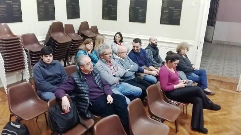 HCD: se aprobó por mayoría el convenio de reforma de la Plaza Principal