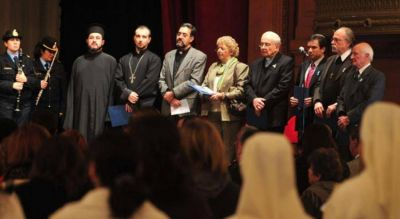 Celebración ecuménica e interreligiosa por la Patria en Córdoba