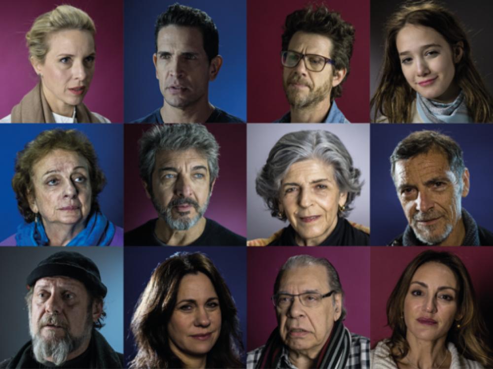 """""""Libro de la Memoria"""": Más de 60 actores argentinos participan del nuevo proyecto de AMIA por verdad y justicia"""