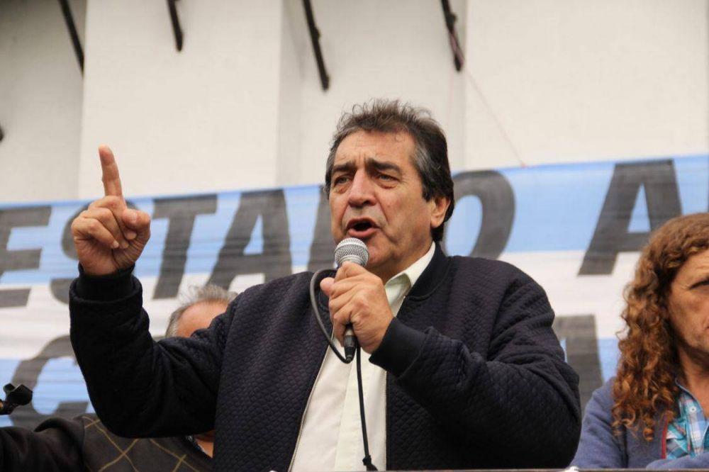 """""""Repudiamos el accionar de los gobiernos y la justicia contra los trabajadores"""""""
