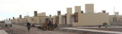 Antes de fin de año quieren entregar 800 casas del Barrio Valle Grande