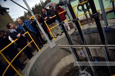 Suman obras para el saneamiento del Lago Nahuel Huapi
