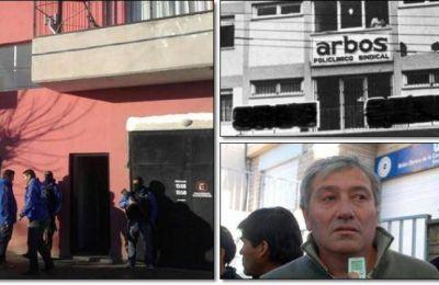 Detuvieron al ex líder de la Uocra, Víctor Carcar.