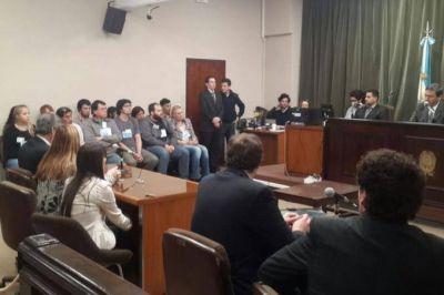 Se sortearon los nombres de 12 mil ciudadanos que podrán integrar jurados en 2018