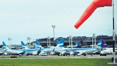 Mudan a Aerolíneas en beneficio de las low cost