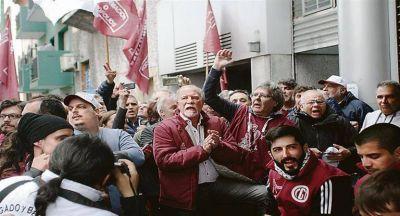 Tensión en CGT por Canillitas y nueva intervención judicial