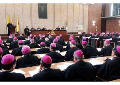 Obispos de Colombia: Eligieron al Presidente y Vicepresidente de la Conferencia Episcopal
