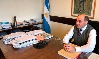 Vicente negó que se analice instalar Estacionamiento Medido en Güemes