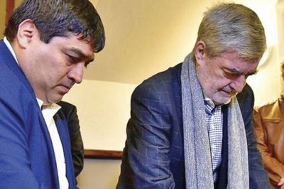 Das Neves firmó capacitación para ejecutar 84 conexiones domiciliarias de gas