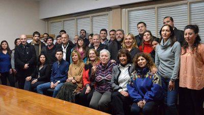 Unidad Ciudadana realizó su primer plenario en la ciudad de La Plata