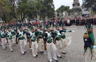 Mestre encabezó los festejos por el aniversario de Córdoba