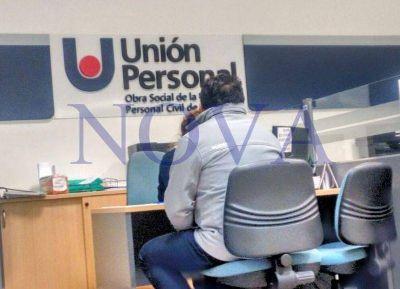Unión del Personal Civil de la Nación, una obra social que abandona a sus afiliados