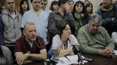 Fracasó la reunión en Salud. Habrá descuentos por 15 mil pesos