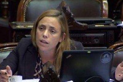 La diputada Soria pidió que cierren las importaciones de manzanas al país