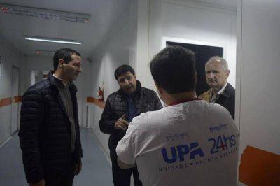 """""""Desde hace cinco días, la UPA tiene un solo y único profesional"""""""
