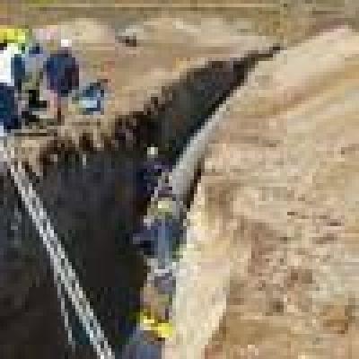 Nueva rotura en el acueducto: se busca la locación del desperfecto